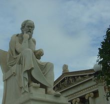Socrates_by_Leonidas_Drosis,_Athens_-_Academy_of_Athens-corte